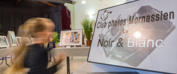 Le club photo de Mornas s'expose