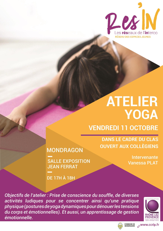 yoga pour les collégiens