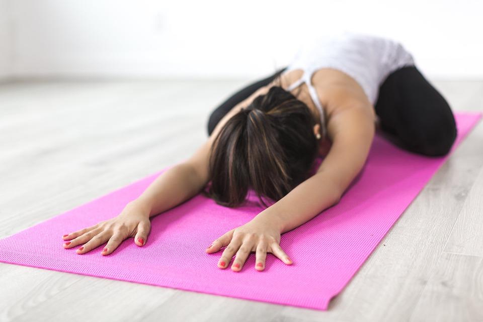 séance yoga collégiens