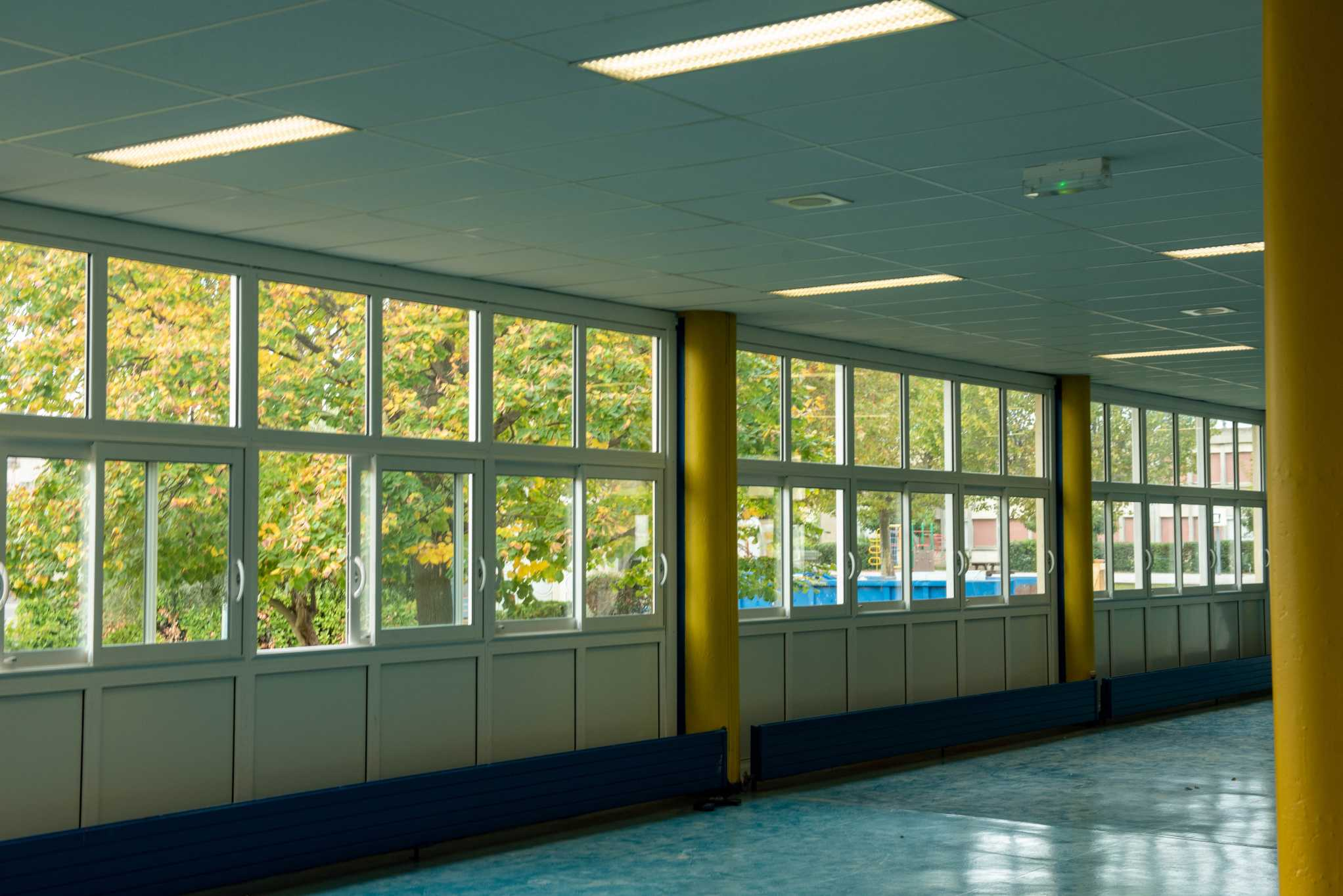 Travaux écoles intercommunales