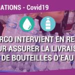 INFORMATIONS   Rupture du réseau d'eau potable à Bollène