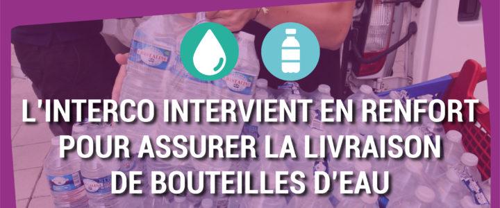 INFORMATIONS | Rupture du réseau d'eau potable à Bollène