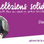 RHÔNELÉZIENS SOLIDAIRES – Daniel Villa