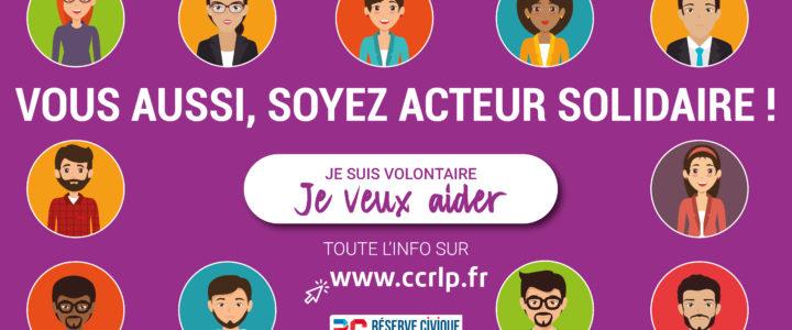 Initiative « Solidarités citoyennes » : vous aussi, soyez acteur solidaire !