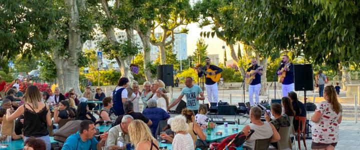 Fête de la musique en terrasses 2020