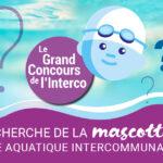 Grand concours de l'Interco : à la recherche de la mascotte de l'espace aquatique