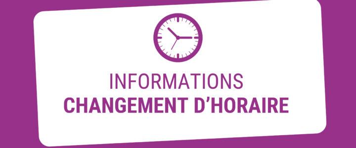 Couvre-feu : conséquences sur l'activité des services publics intercommunaux