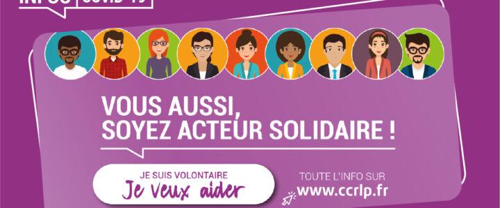 Solidarité citoyenne : devenez acteur solidaire !