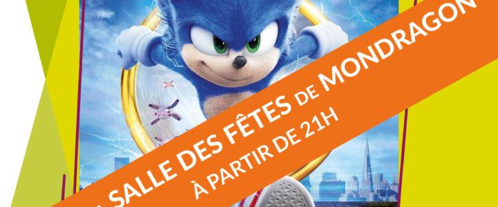 13/07/21 : Cinéma de plein à Mondragon – RDV à la salle des fêtes à partir de 21h