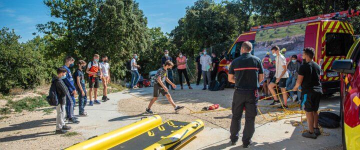 """Lancement de la campagne de sensibilisation """"Pluies méditerranéennes intenses"""""""