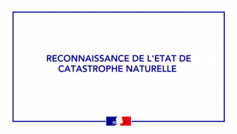 Arrêté interministériel reconnaissant l'état de catastrophe naturelle au titre des inondation du 3 et 4 octobre